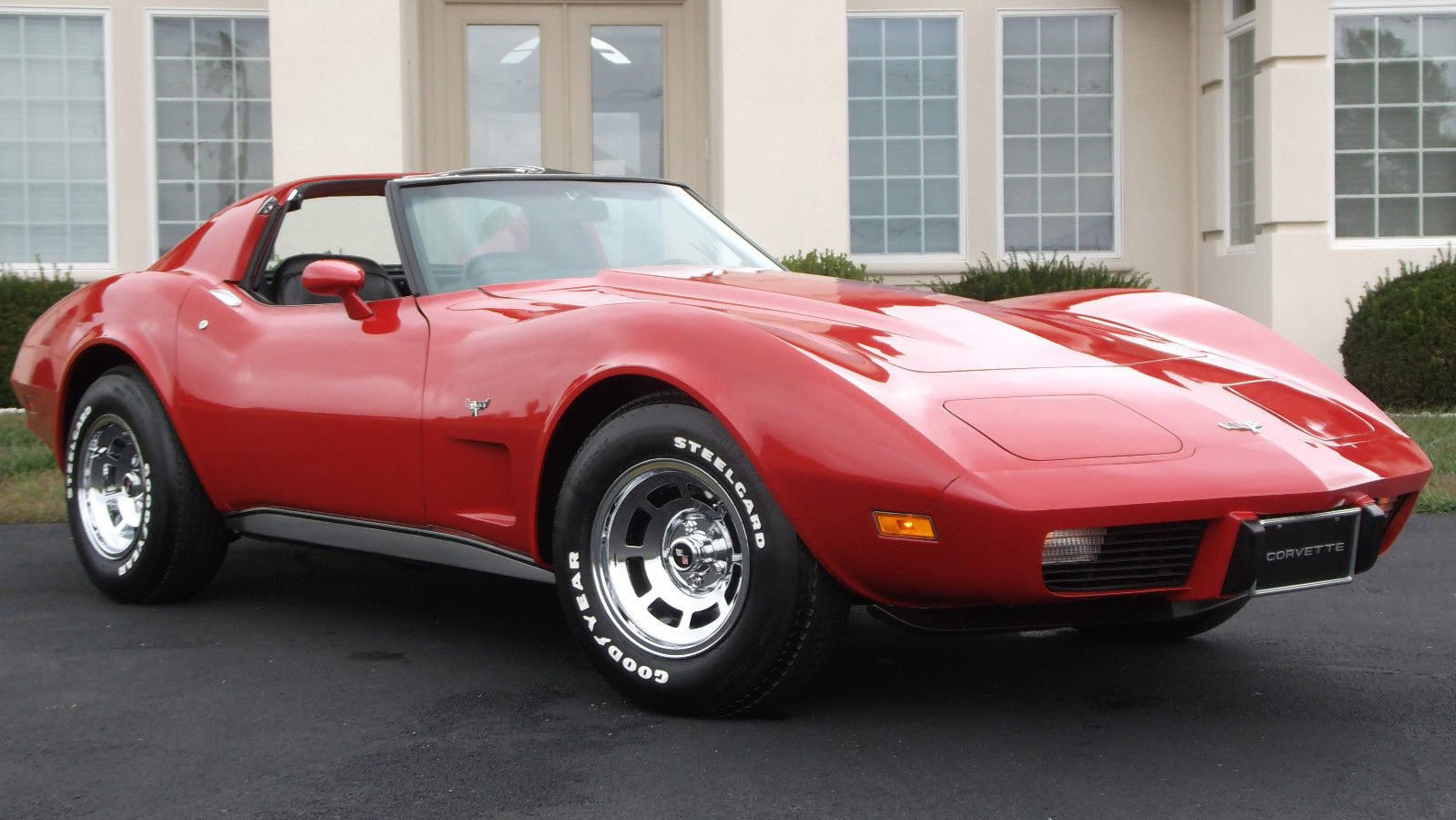 1977 C3 Corvette Ultimate Guide Overview Specs Vin Info Wiring Diagram For A 77 Dashboard