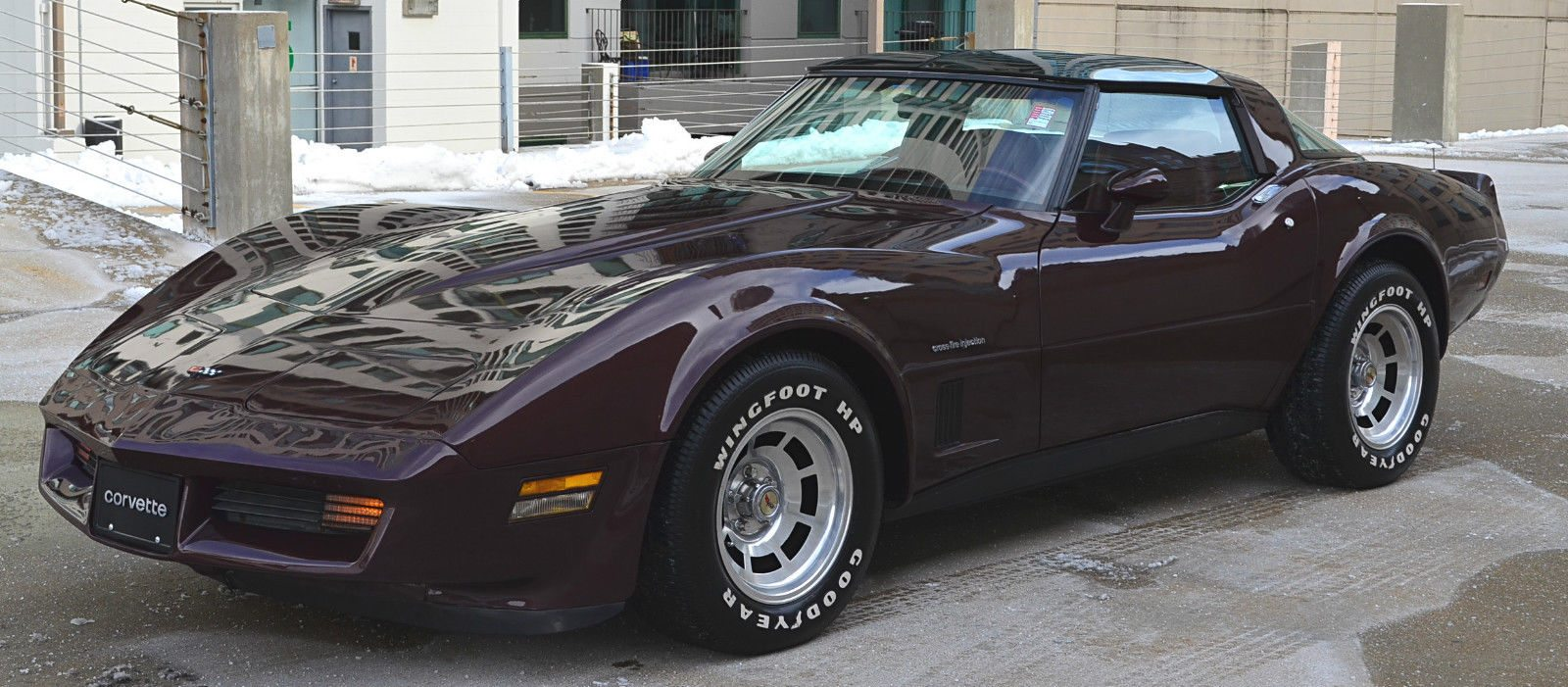 Best Car Paint Colors >> 1982 C3 Corvette | Image Gallery & Pictures