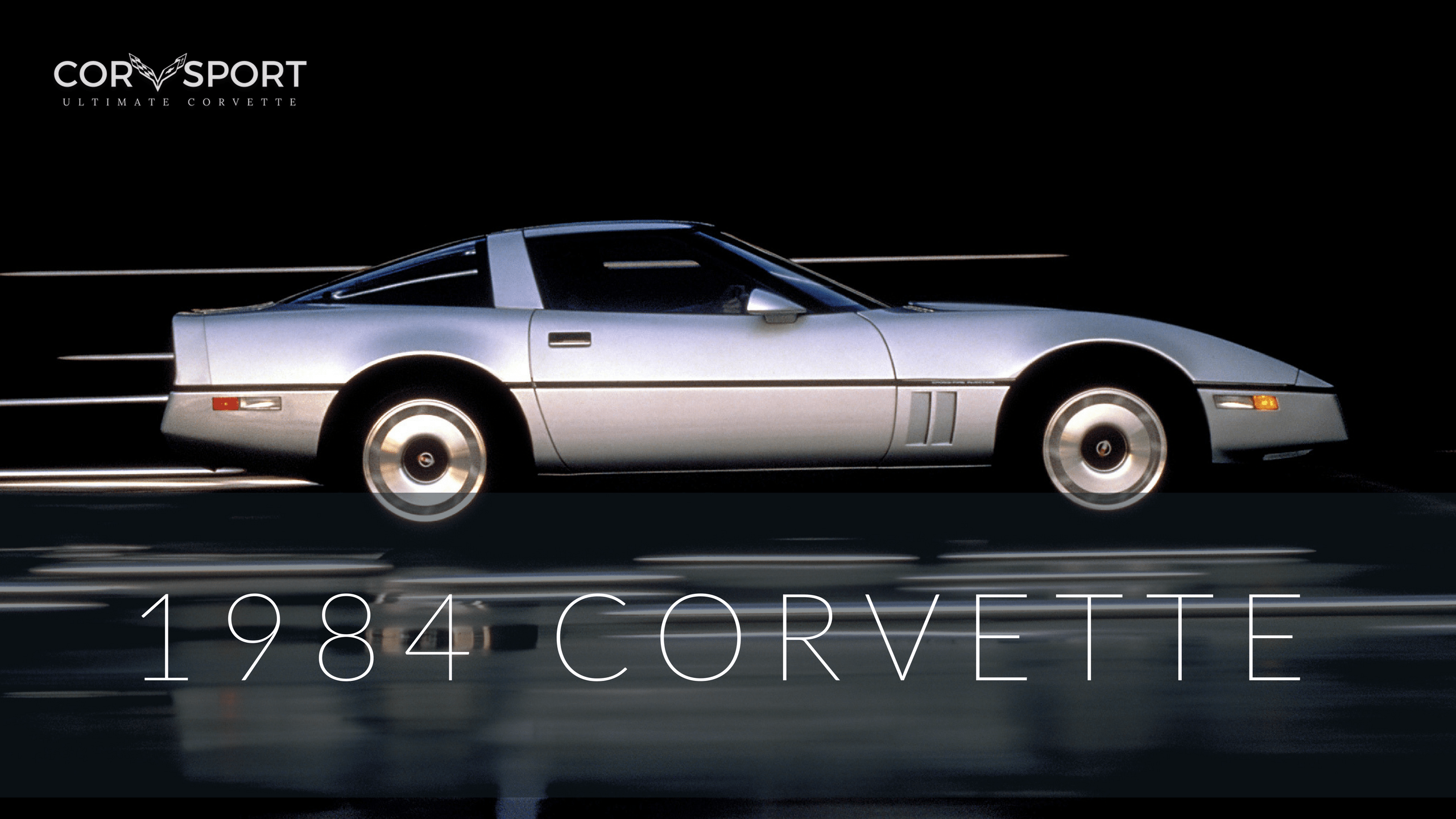 1984 C4 Chevrolet Corvette Specifications Vin Amp Options