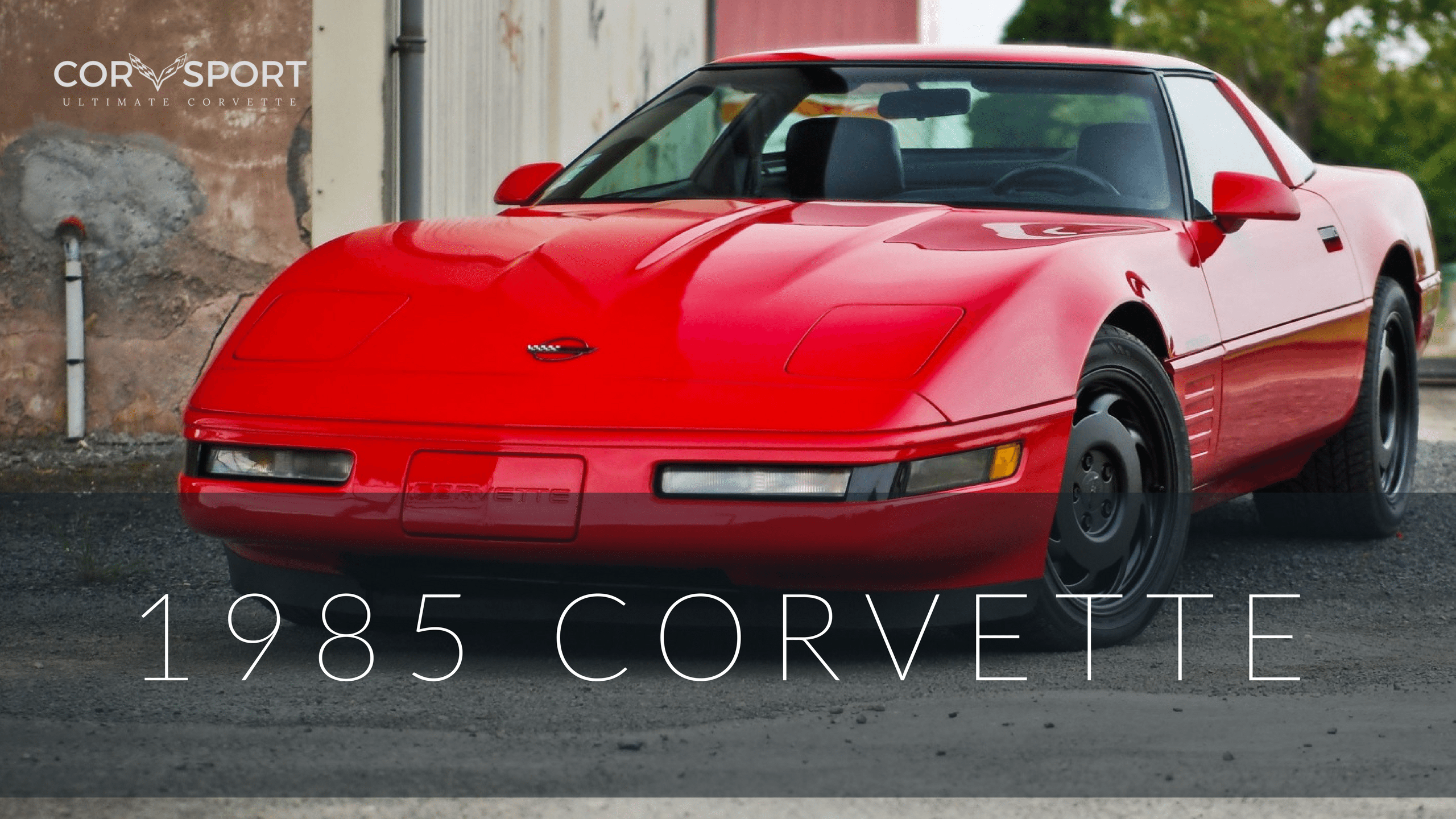 1985 Corvette Tile 1994 c4 corvette ultimate guide (overview, specs, vin info 1994 LT1 Corvette at webbmarketing.co