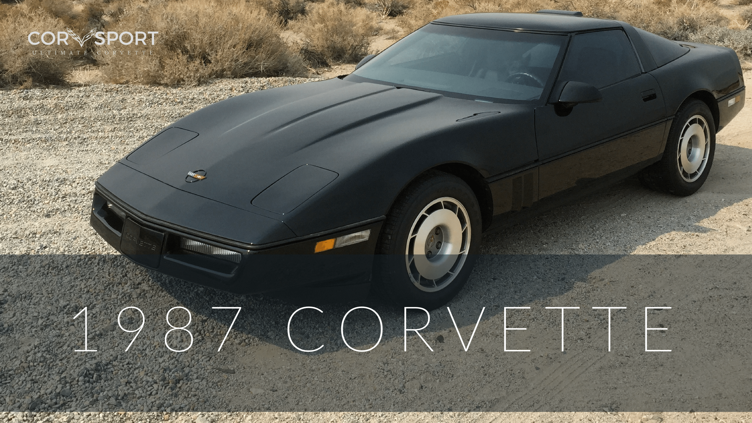 1987 C4 Corvette | Ultimate Guide (Overview, Specs, VIN Info