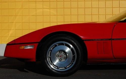 1987 Corvette wheels