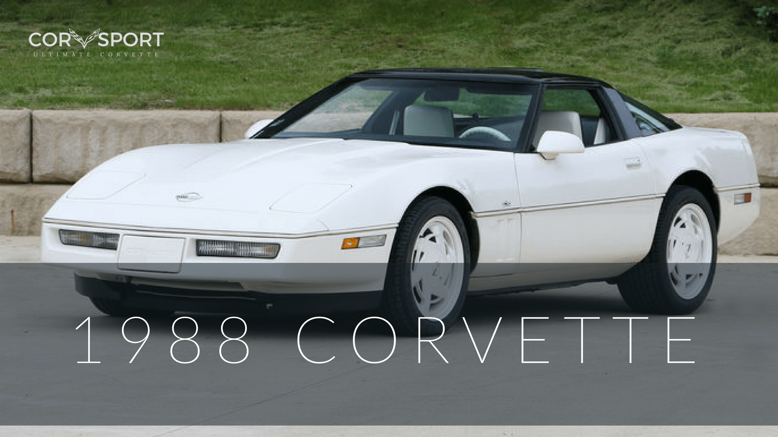 1988 c4 corvette ultimate guide overview specs vin info rh corvsport com 88 corvette owners manual 88 corvette manual transmission