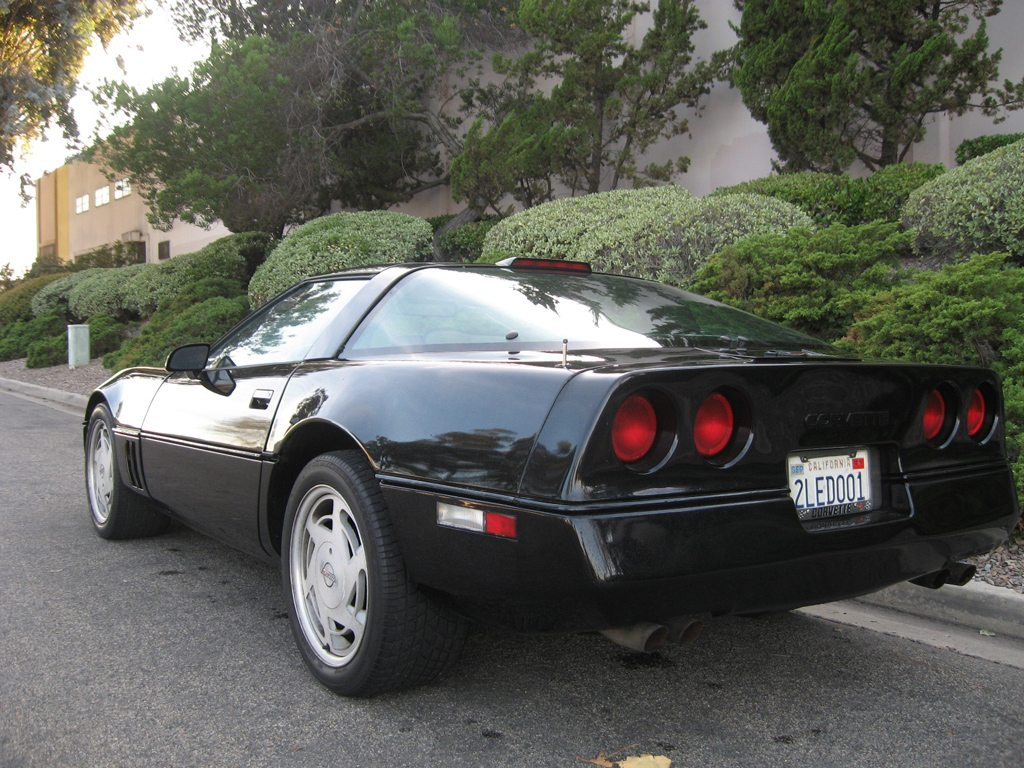 1988 c4 corvette ultimate guide overview specs vin info 1978 Corvette Fuel System Diagram 1988 corvette specifications