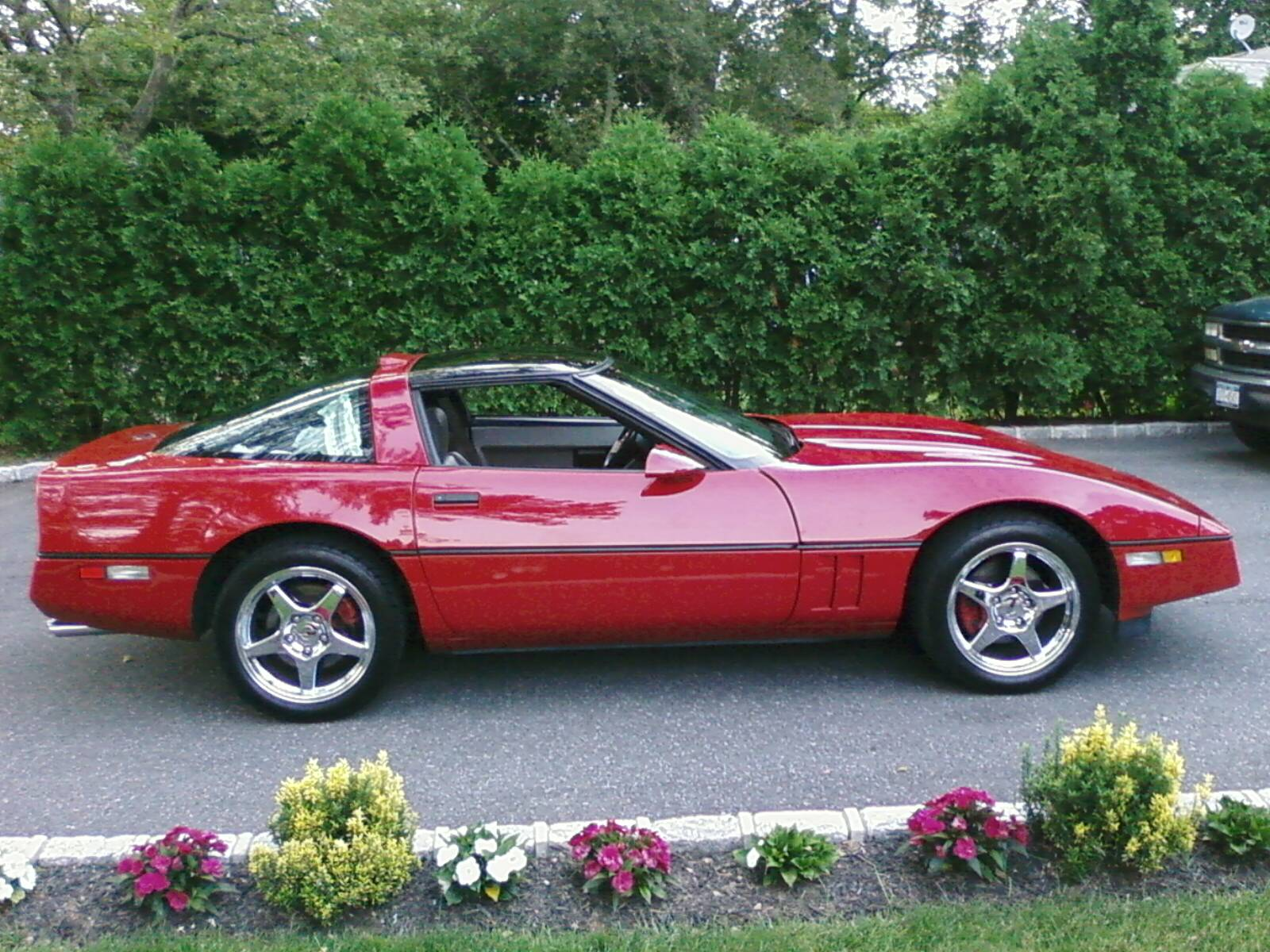1988 c4 corvette ultimate guide overview specs vin info performance more. Black Bedroom Furniture Sets. Home Design Ideas