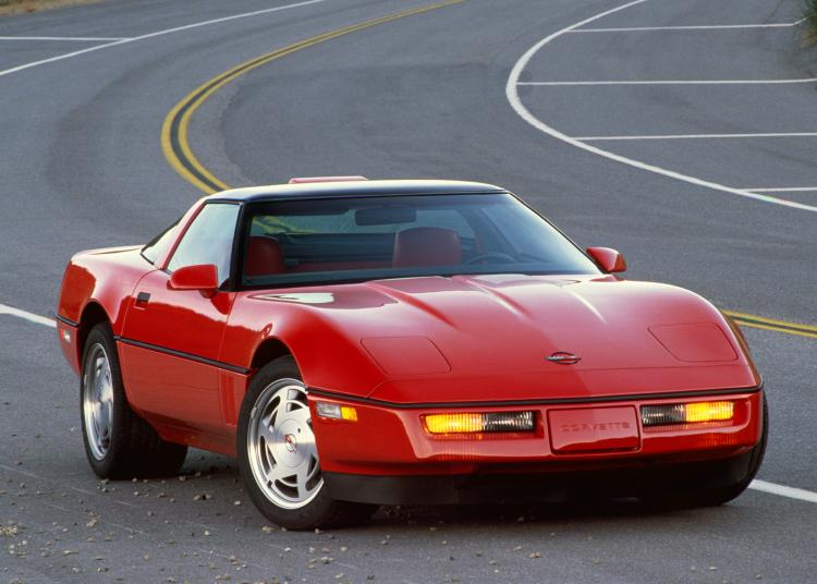 1989 C4 Corvette | Ultimate Guide (Overview, Specs, VIN Info