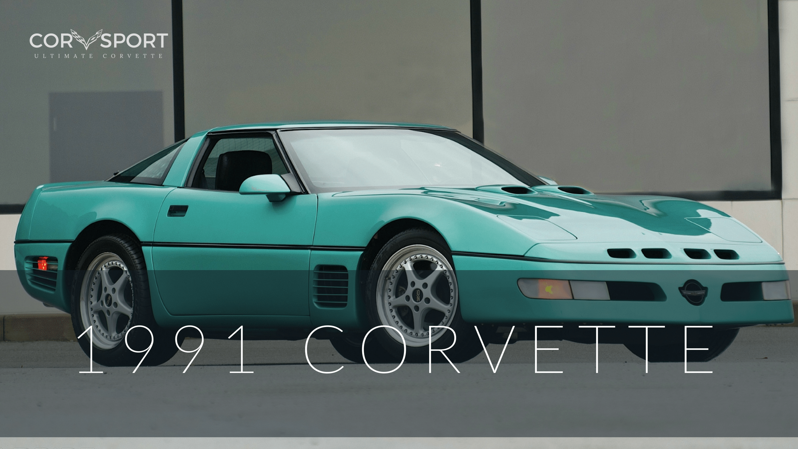 1991 C4 Corvette Ultimate Guide Overview Specs Vin