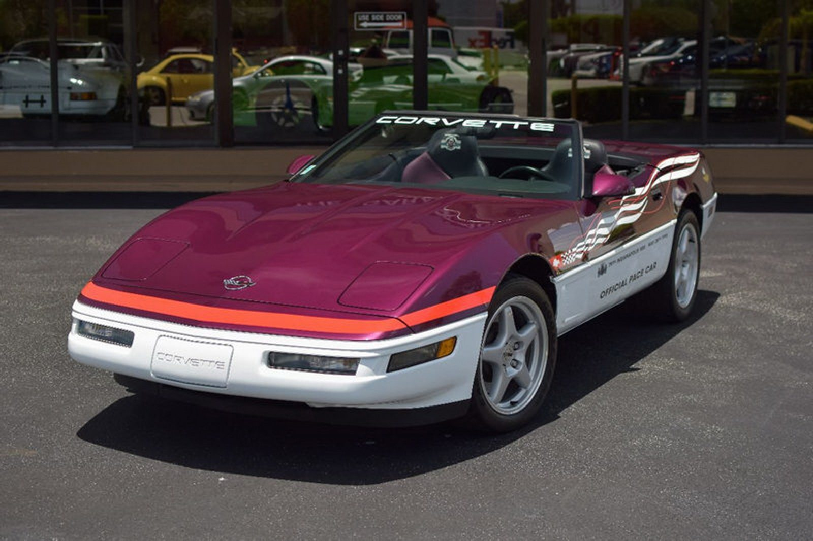 1995 Corvette Indianapolis 500 Pace Car