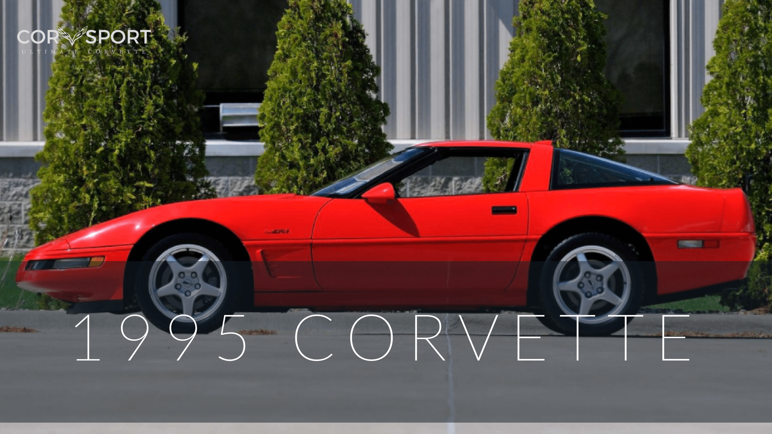 1995 C4 Corvette Ultimate Guide Overview Specs Vin Info Chevy Differential Exploded View Article