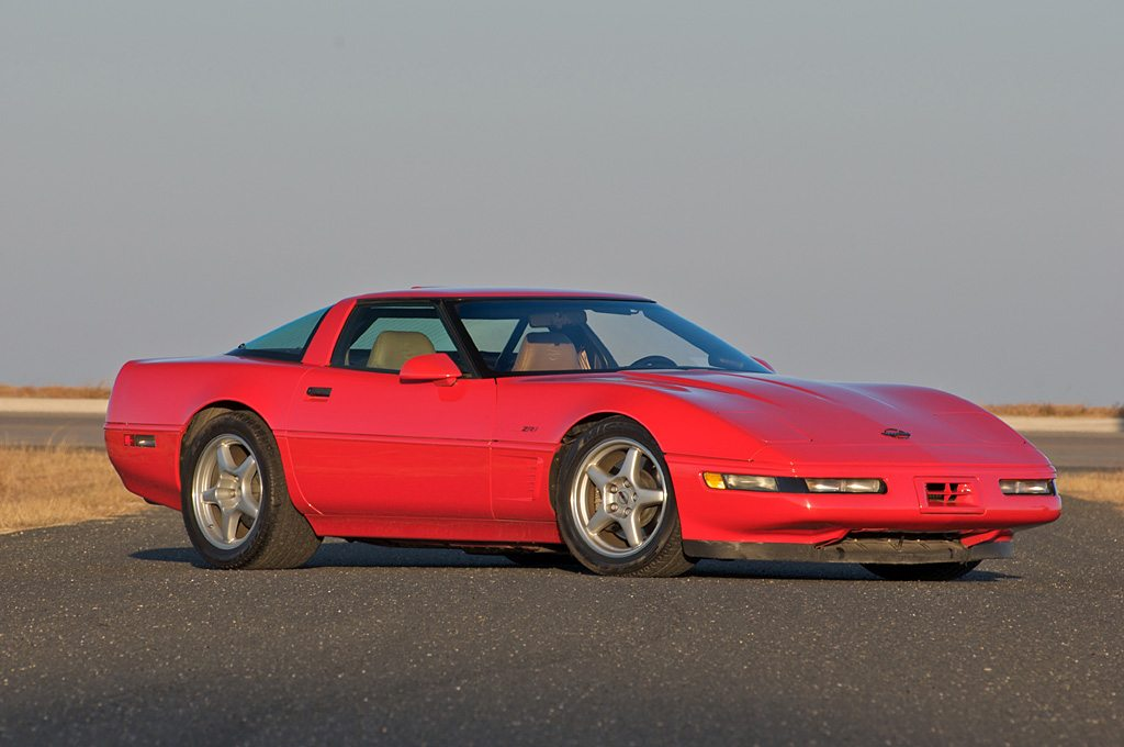 1995 c4 corvette ultimate guide overview specs vin info performance more. Black Bedroom Furniture Sets. Home Design Ideas