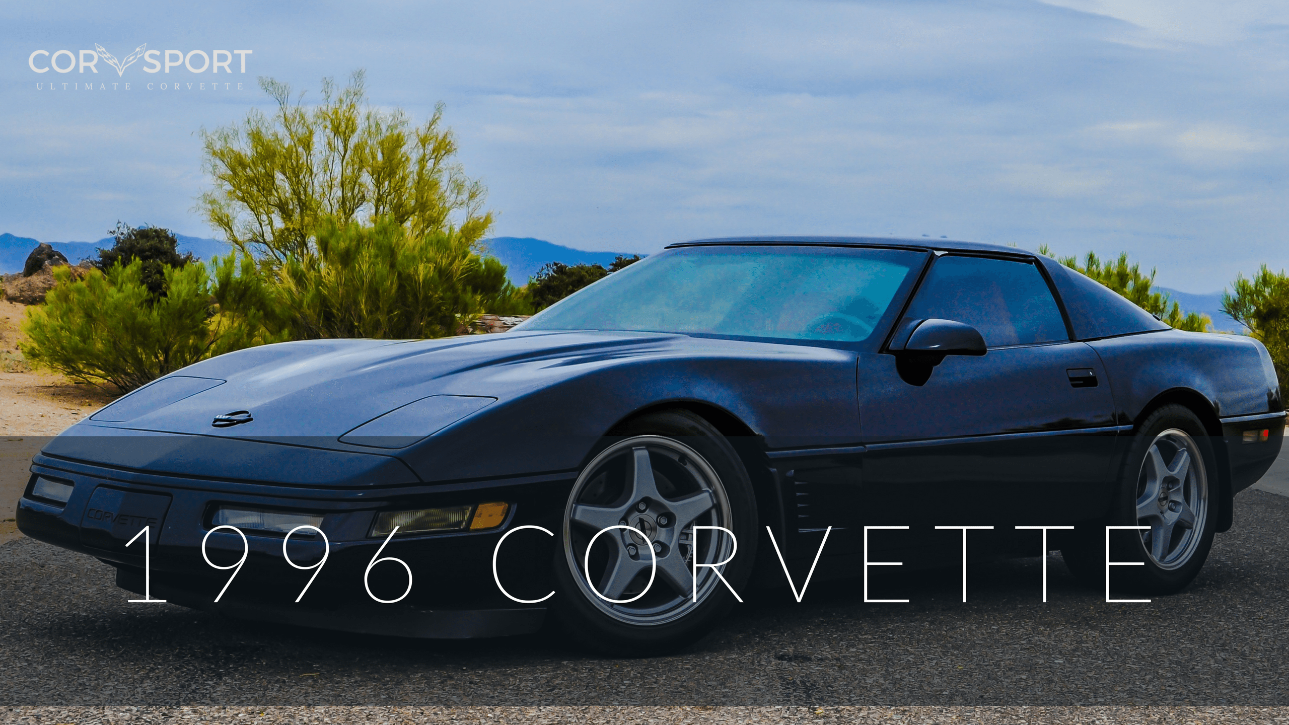 1996 C4 Corvette | Ultimate Guide (Overview, Specs, VIN Info