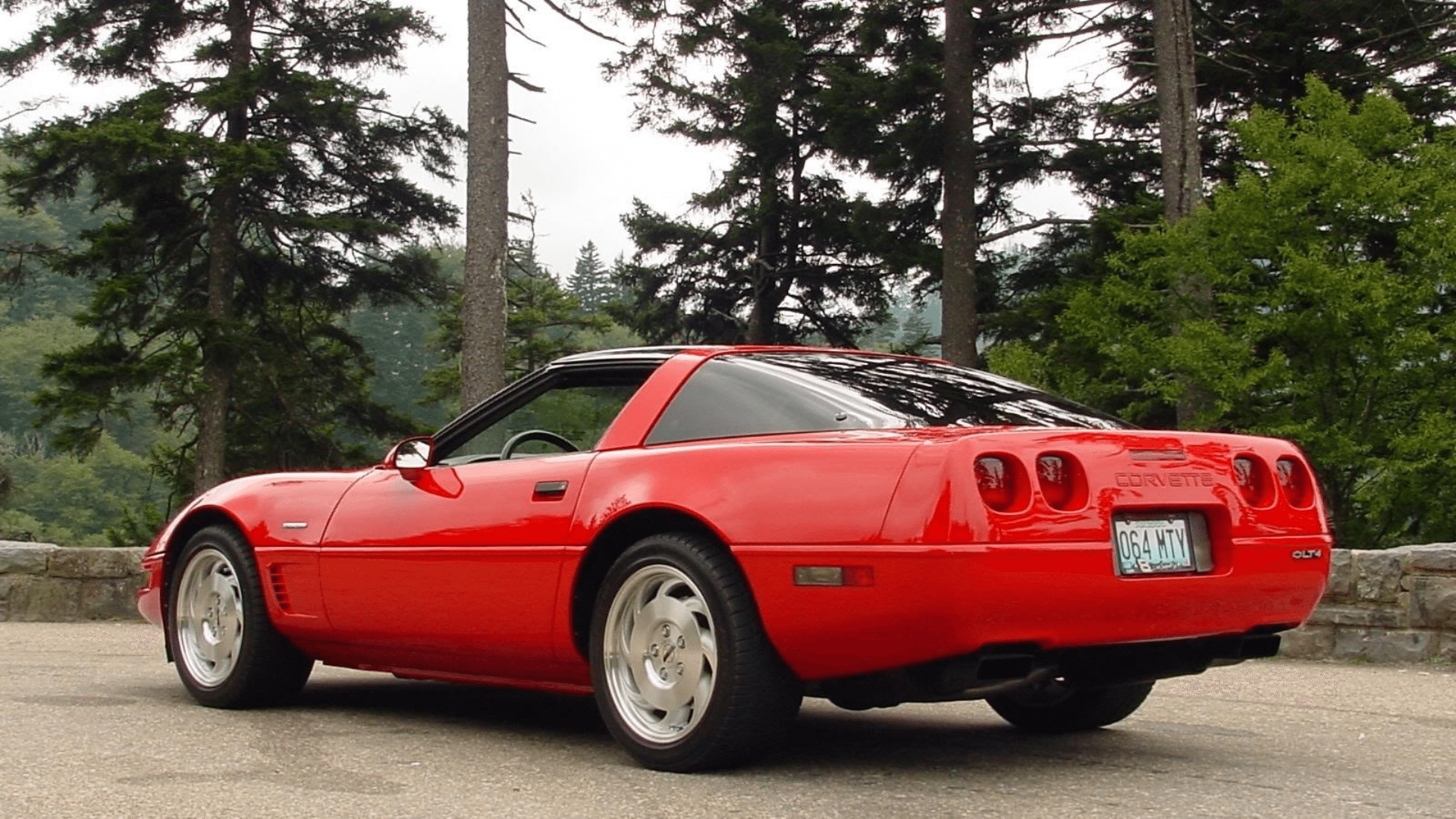 1995 C4 Corvette Ultimate Guide Overview Specs Vin