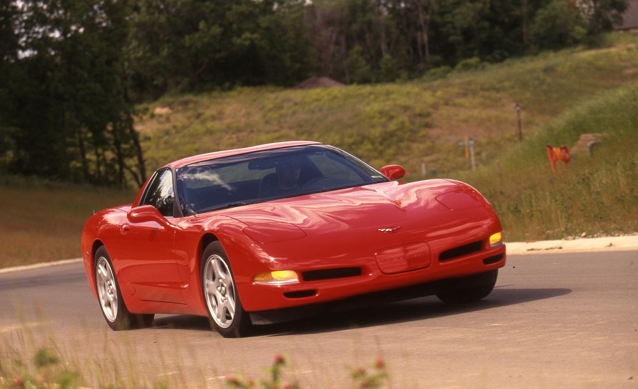 1998 c5 corvette | ultimate guide (overview, specs, vin info