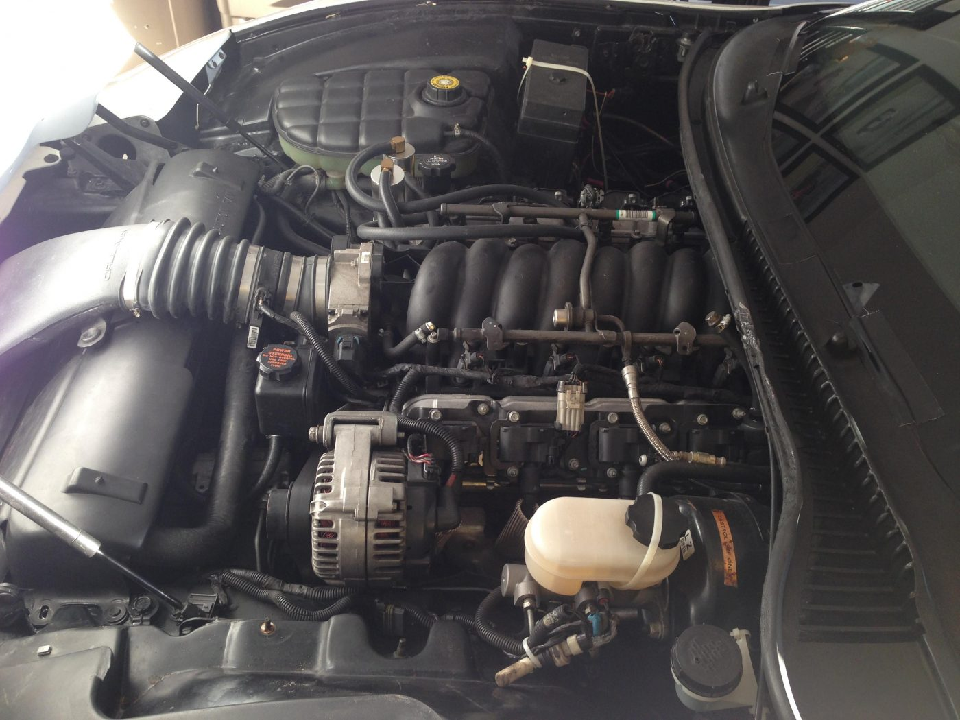 1999 Corvette Engine