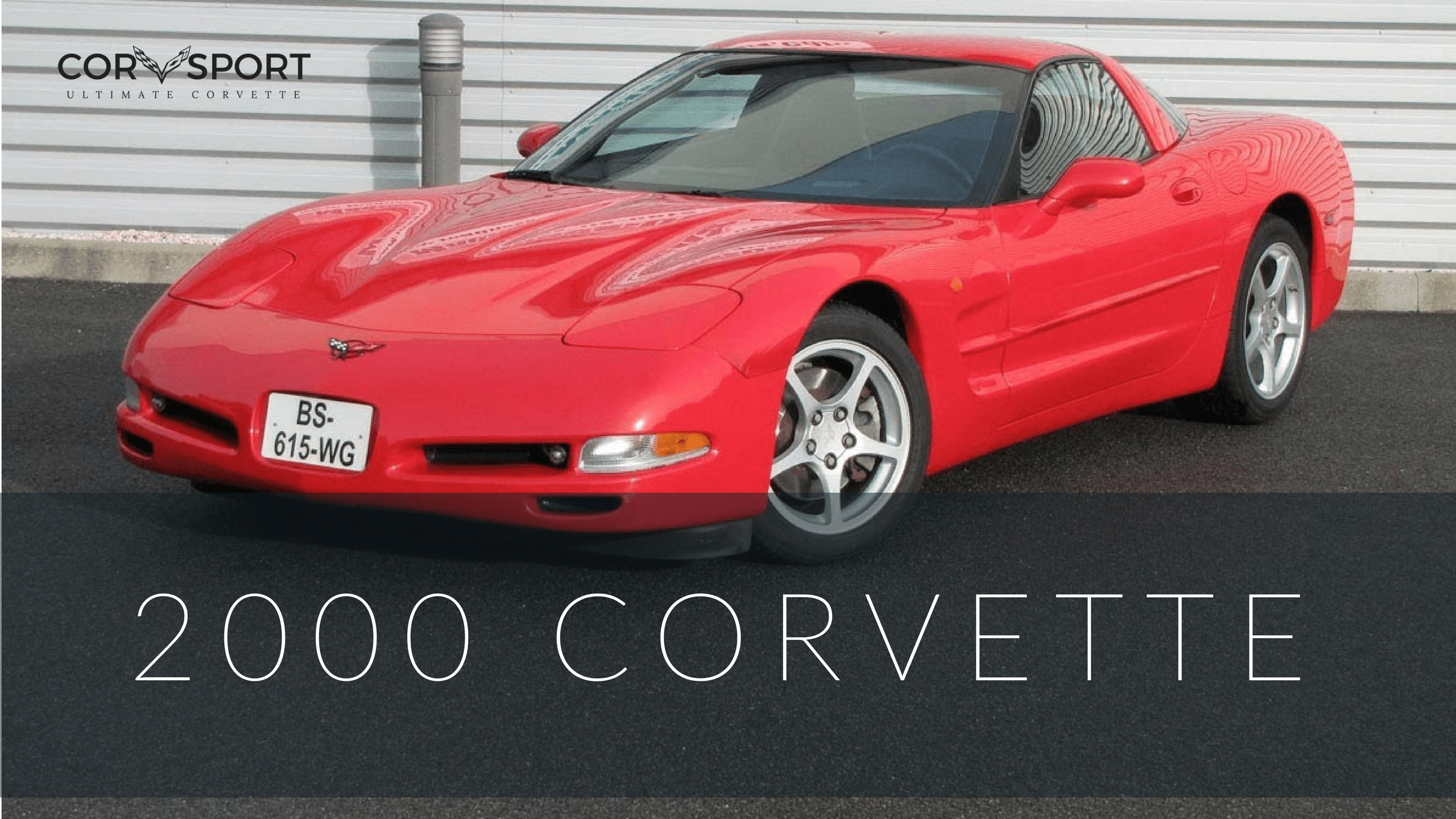 2000 C5 Corvette Ultimate Guide Overview Specs Vin Info 87 Cold Start Injector Wiring Diagram Article