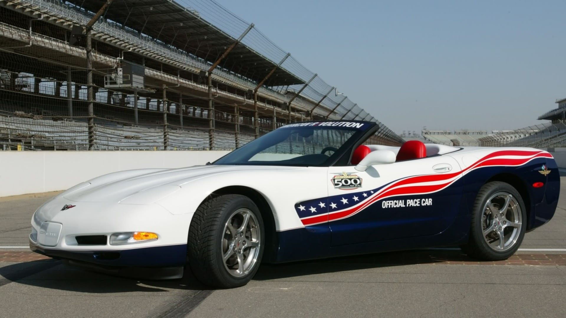 2004 Indy 500 Pace Car