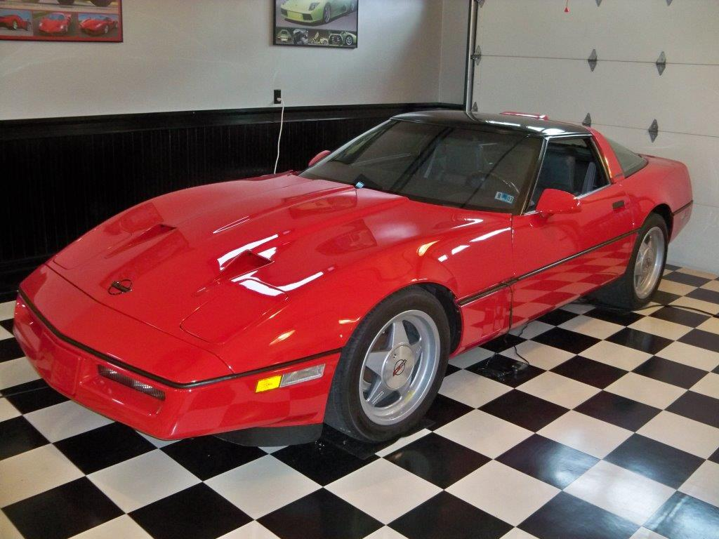 1987 Callaway Twin-Turbo Corvette