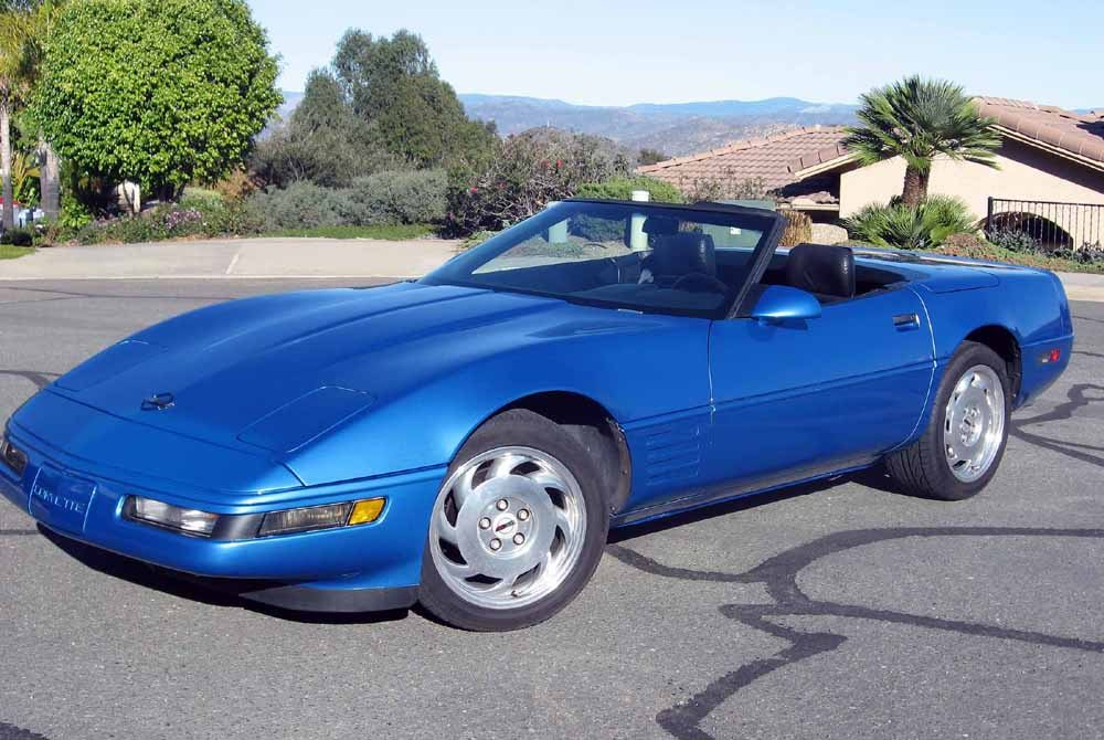 1992 c4 corvette ultimate guide overview specs vin info performance more 1992 corvette interior parts