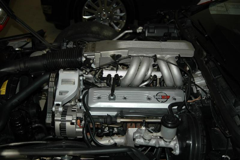 The 1986 L98 Engine Produced 235hp After Introduction Of Aluminum Heads