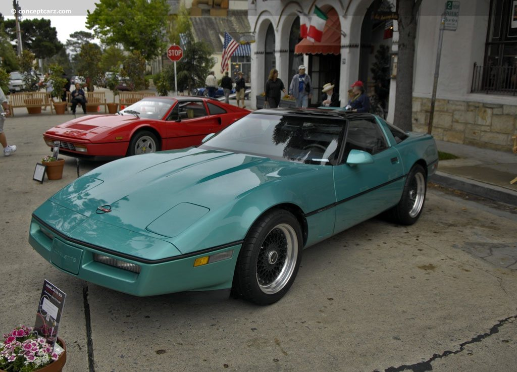 1986 C4 Corvette Ultimate Guide Overview Specs Vin