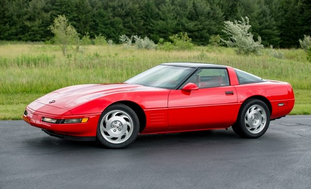 1994 C4 Corvette Ultimate Guide Overview Specs Vin