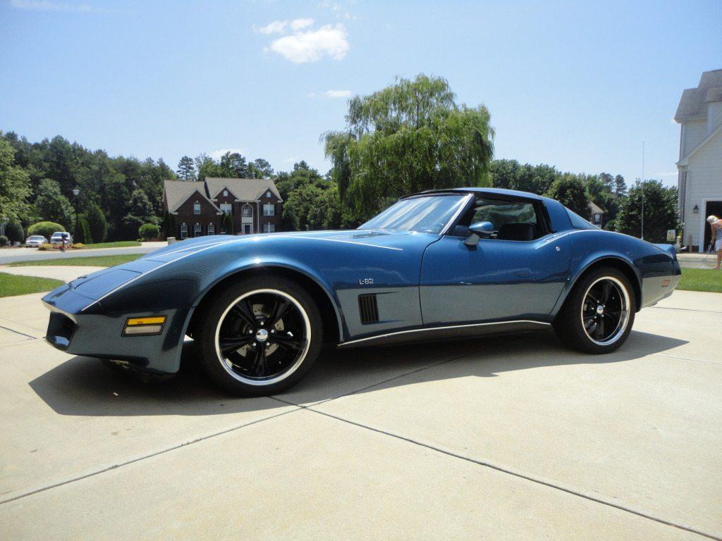 1980 Corvette