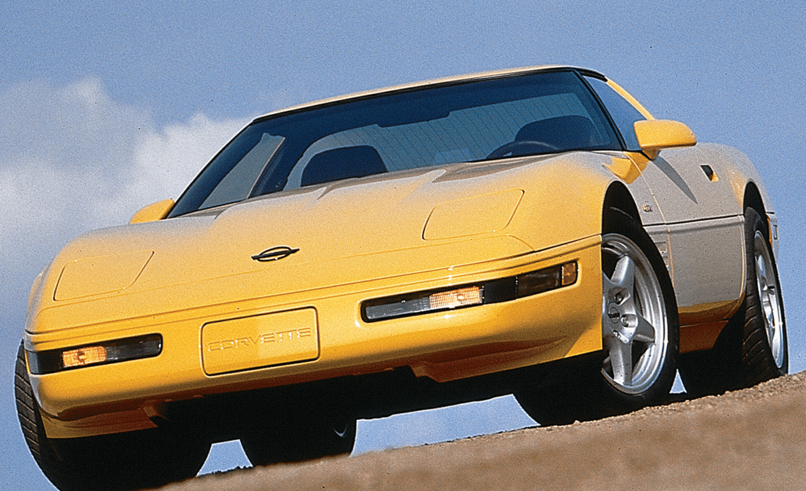 1990 C4 Corvette Ultimate Guide Overview Specs Vin Info 1991 Power Seat Wiring Diagram