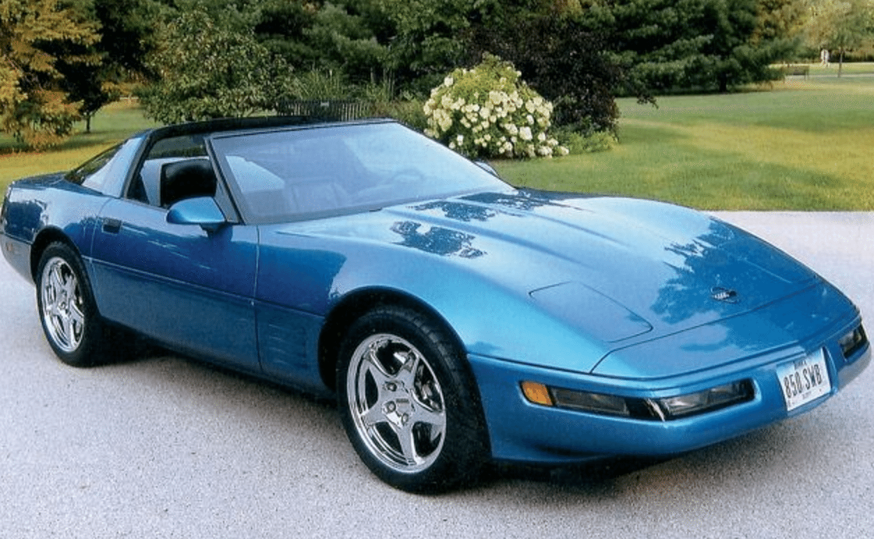 1992 C4 Corvette Ultimate Guide Overview Specs Vin