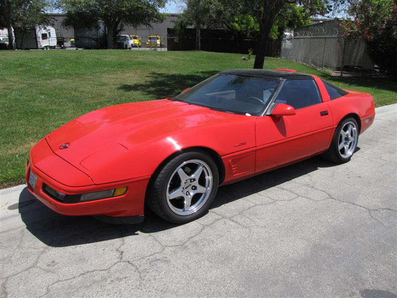 corvette 1986 chevrolet c4 corvsport auction