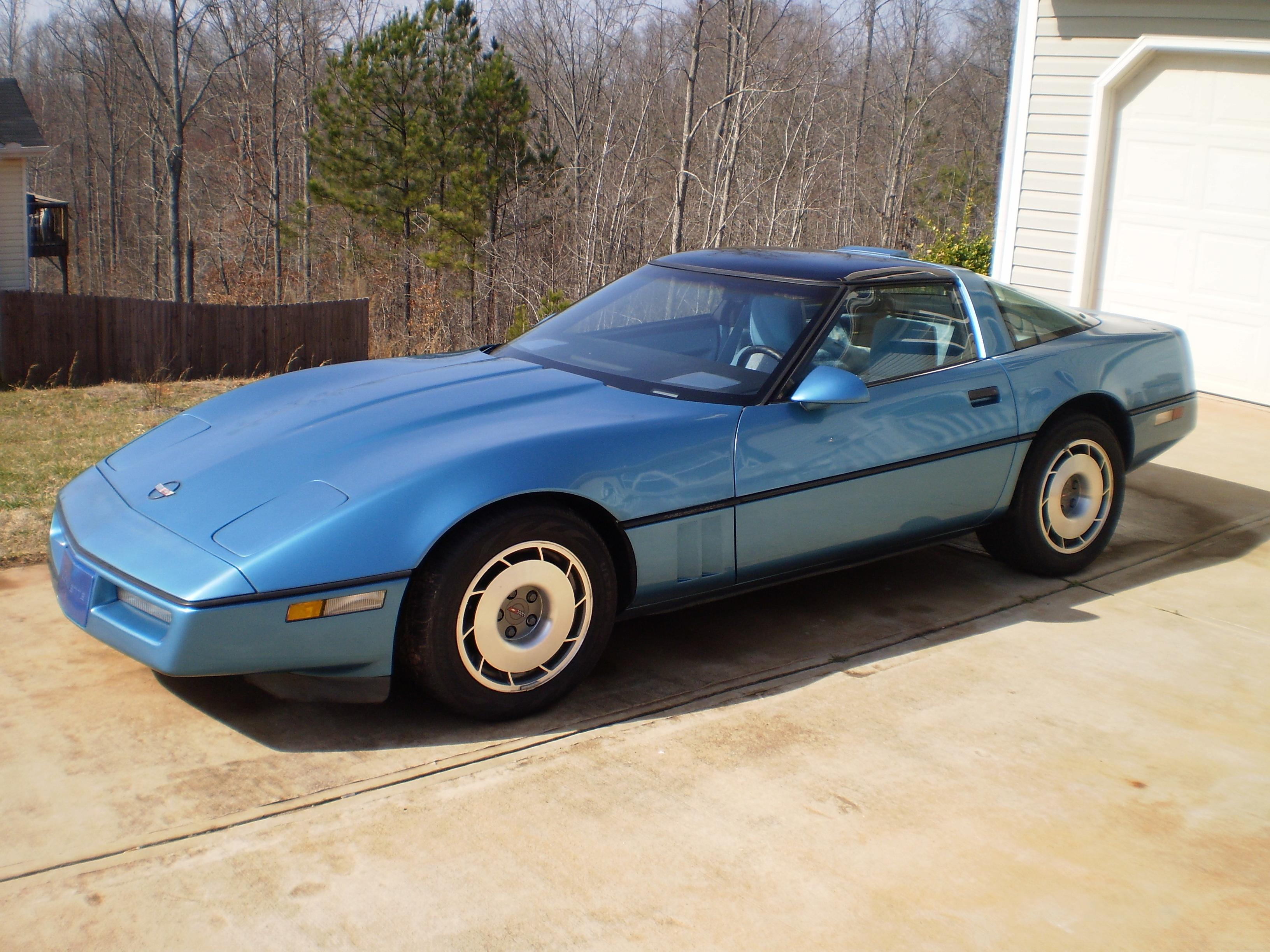 1987 C4 Corvette Ultimate Guide Overview Specs Vin Info 1999 Chevrolet Fuel Pump Relay Control Circuit And The Diagnostic Trouble Code Specifications