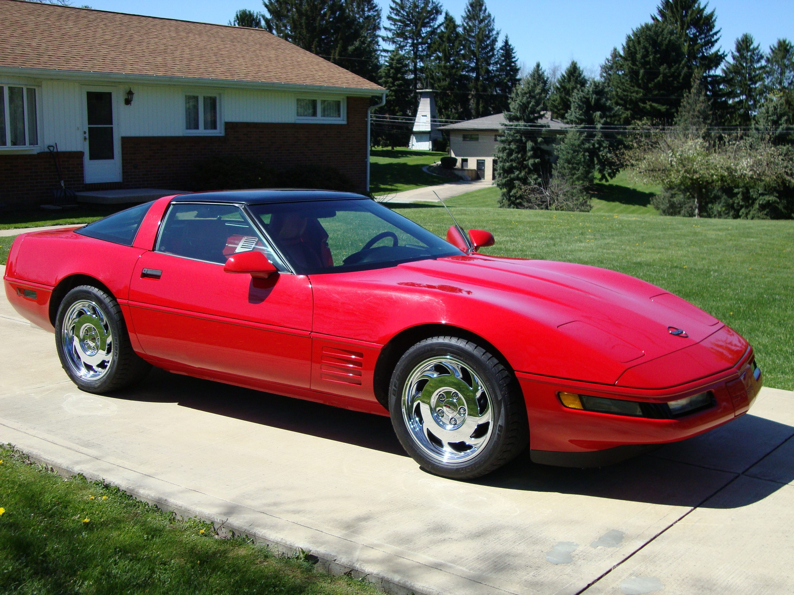 1992 c4 corvette ultimate guide overview specs vin info performance more. Black Bedroom Furniture Sets. Home Design Ideas