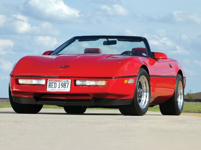 1987 C4 Corvette Ultimate Guide Overview Specs Vin