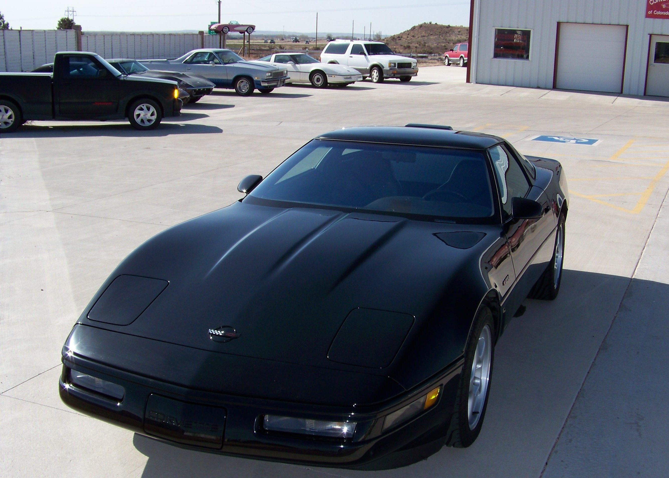 1995 C4 Corvette Ultimate Guide Overview Specs Vin Info Lt1 Ignition Control Module Wiring Diagram