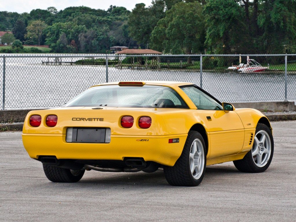 1991 C4 Corvette | Ultimate Guide (Overview, Specs, VIN Info