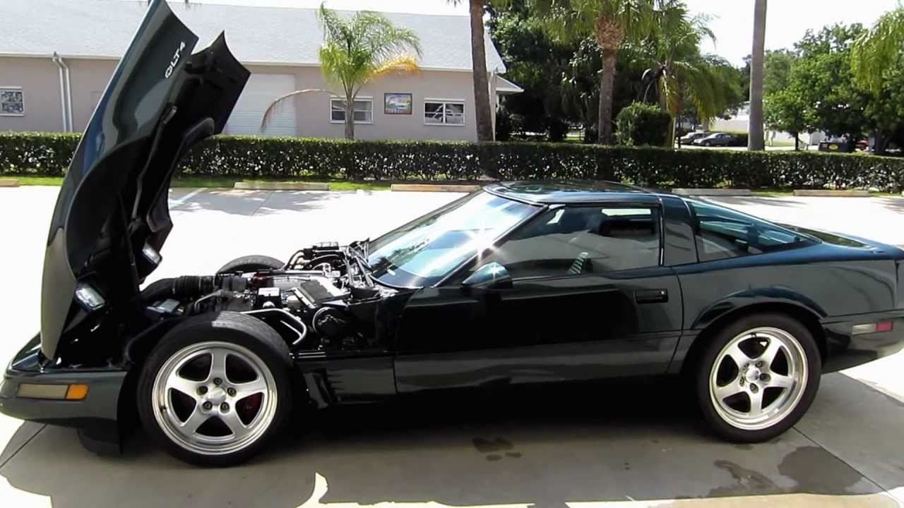 1996 C4 Corvette | Ultimate Guide (Overview, Specs, VIN ...