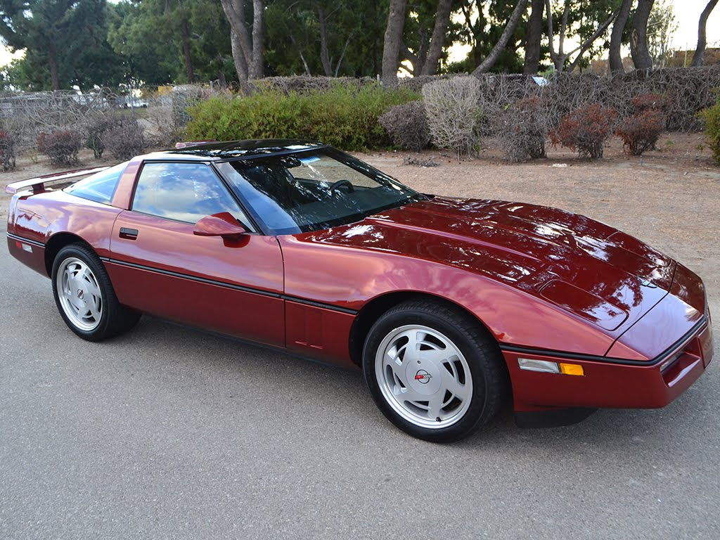 1988 C4 Corvette Ultimate Guide Overview Specs Vin