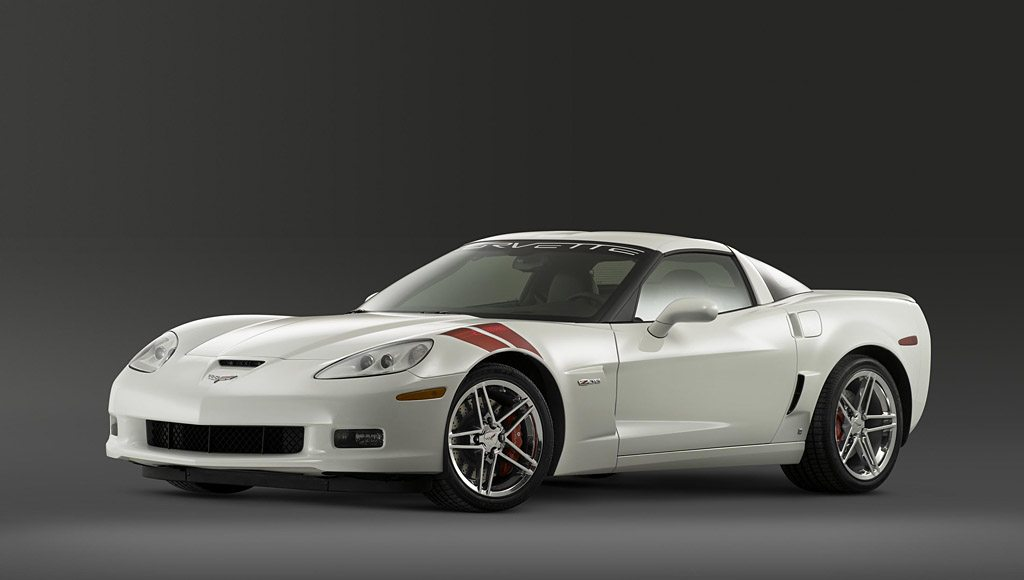 2007 Ron Fellows Special Edition Corvette