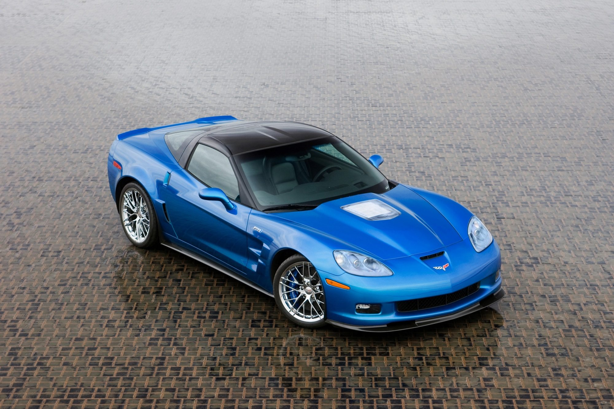 2009 Chevrolet Corvette Zr1 Ultimate Guide Overview