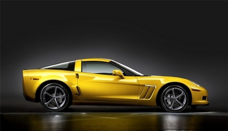 The 2011 Grand Sport Corvette included many of the most sought-after features of the Z06 while maintaining some of the practicality of the standard coupe and convertible models.