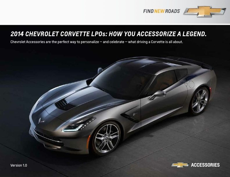 Corvette Advertisements Over The Years | Misc | CorvSport.com