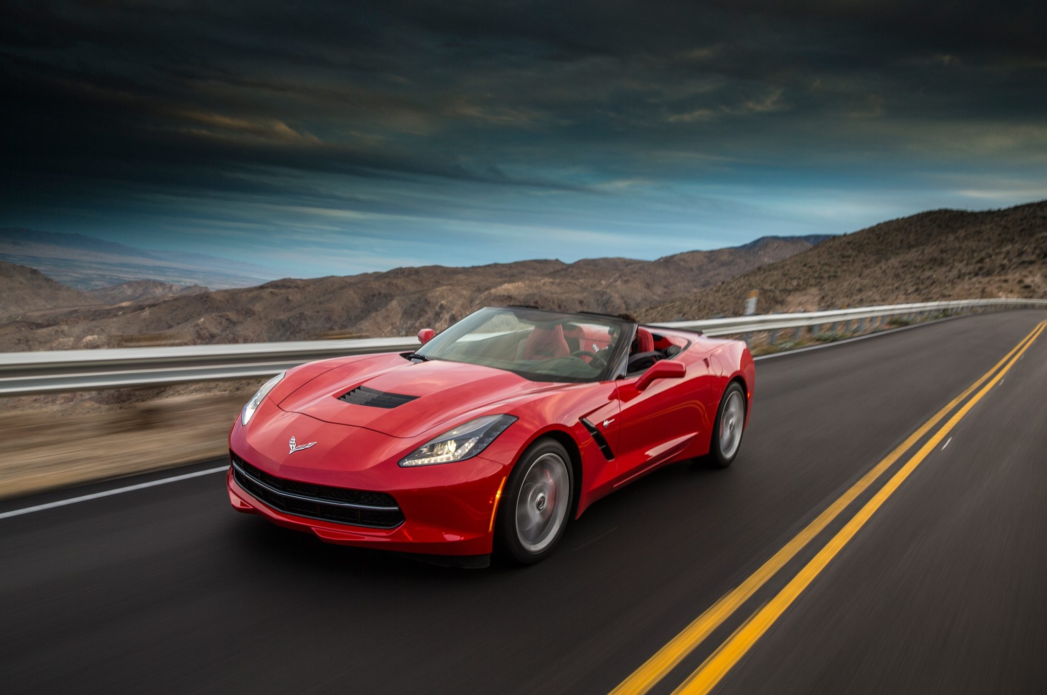2014 Chevrolet Corvette Stingray Wallpaper Wide Desktop L2lz0