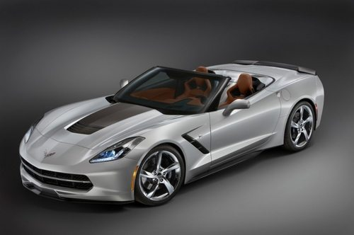 2015 Covette Stingray Convertible Atlantic Package