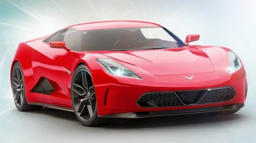 2019 Corvette Mid-Engine Zora