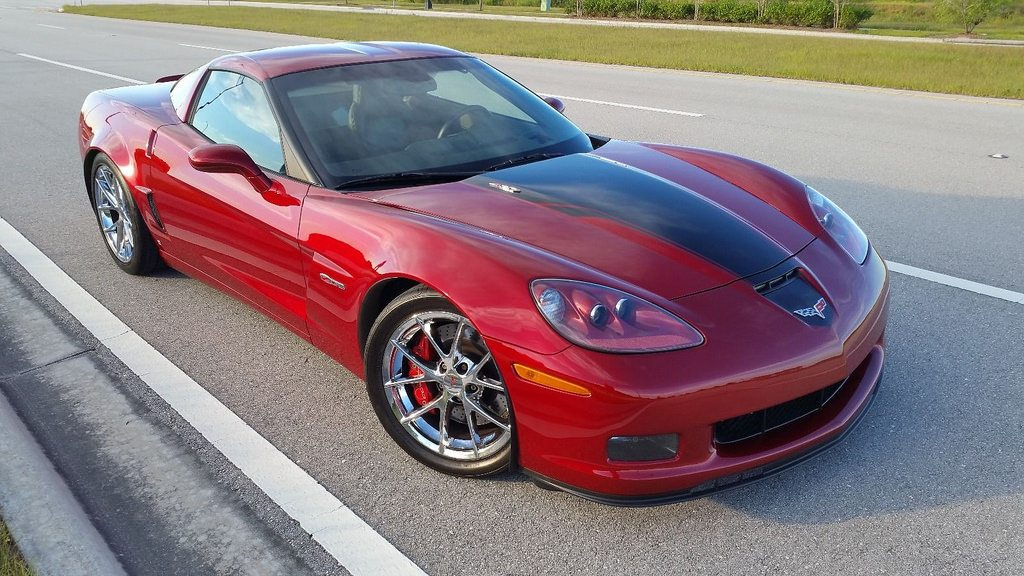 05 Wil Cooksey 427-Limited Edition Z06 Corvettes