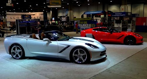The 2015 Corvette Stingray Atlantic and Pacific Design Concepts