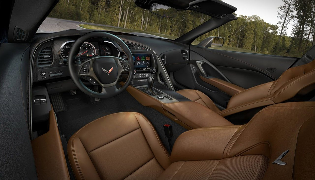 2014 C7 Corvette Stingray Interior