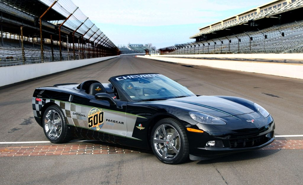 2008 Indianapolis 500 Pace Car Corvettes