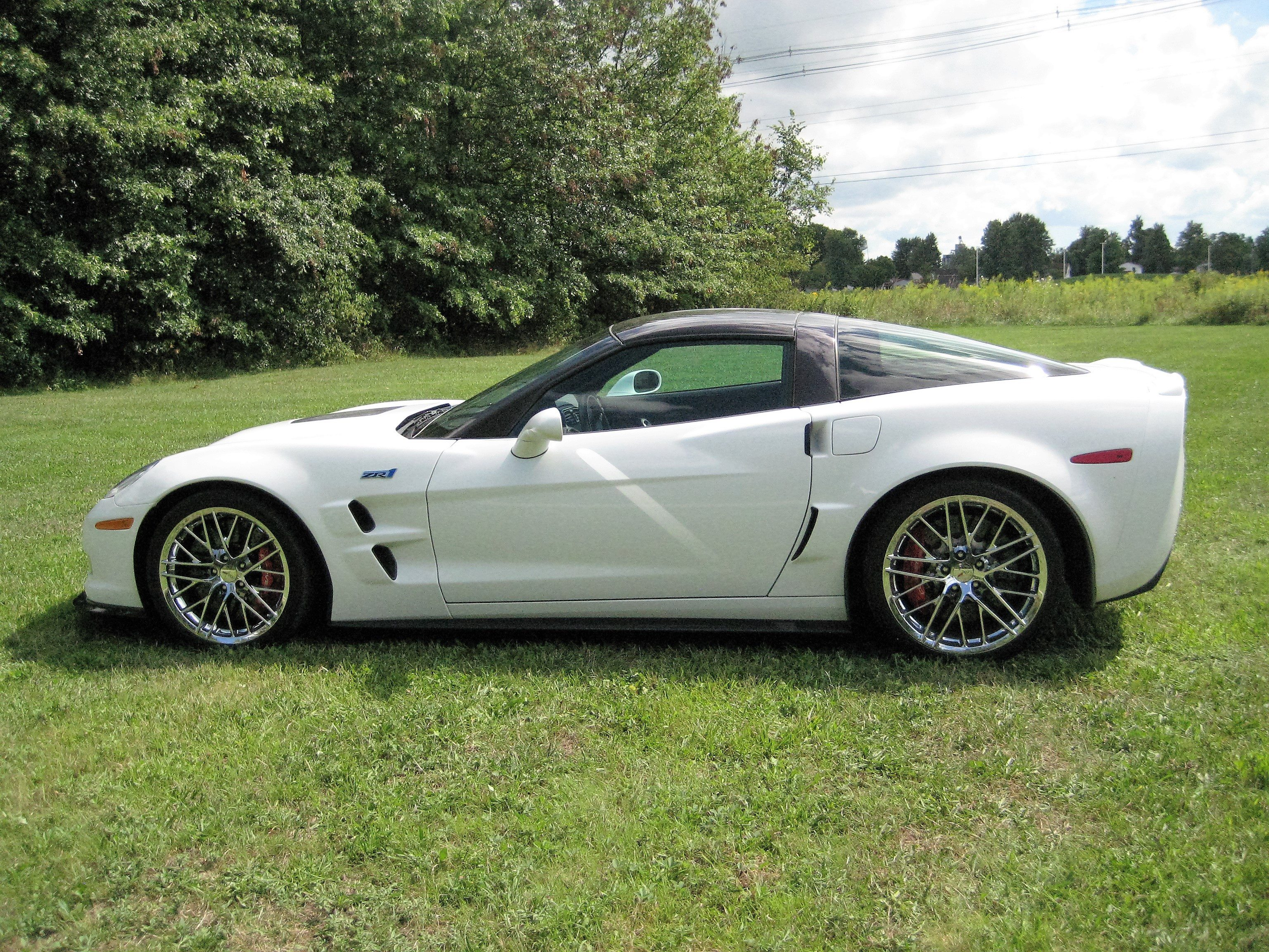 2013 Chevrolet Corvette ZR1