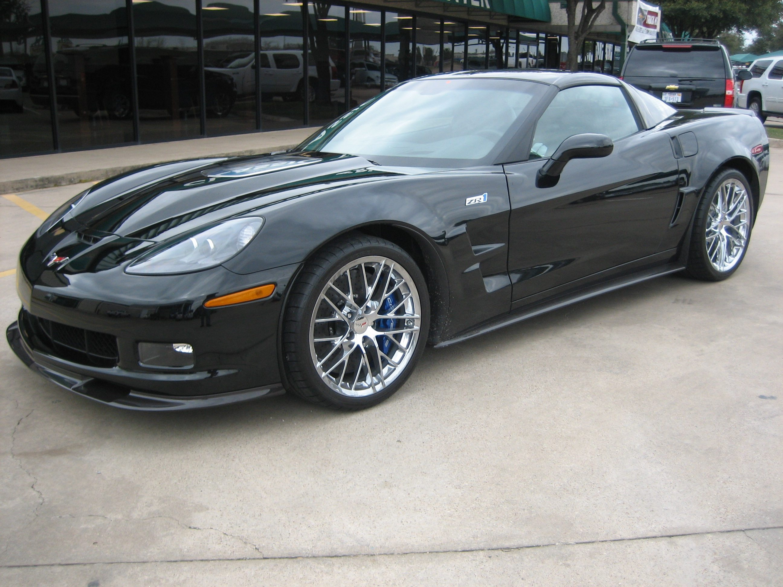 2010 Chevrolet Corvette Zr1 Image Gallery Amp Pictures