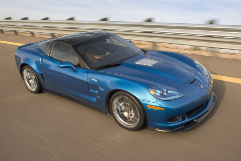 2009 Chevrolet Corvette ZR1